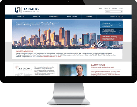 harmers_workplace_lawyers_website_design_development_inzen