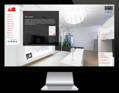 JSB Lighting website