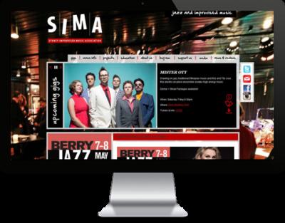 SIMA website