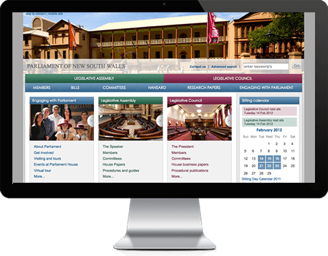 parl_website_design_development_inzen
